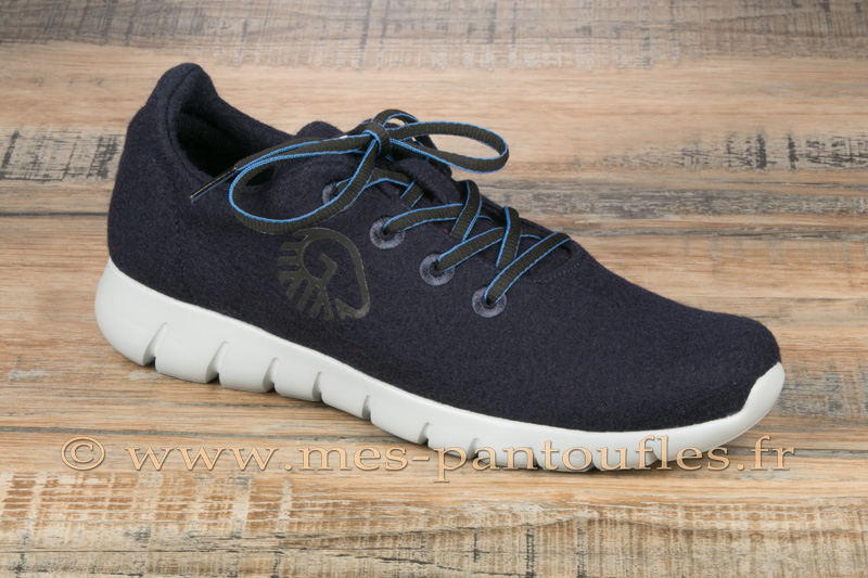 Merino wool runners pour homme semelle antidérapante - 9gies15
